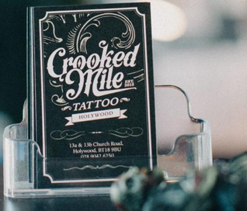 Crooked Mile Tattoo