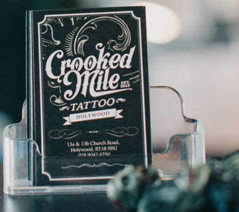 Crooked Mile Tattoo
