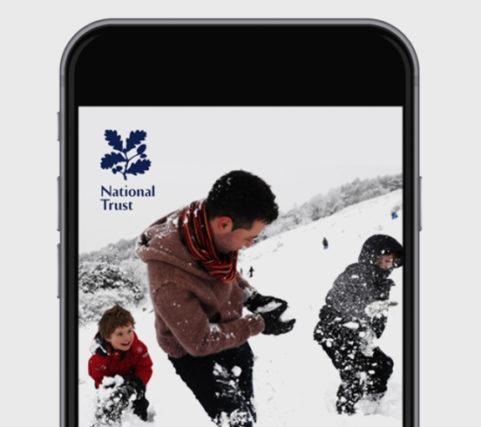 National Trust acquisition campaign